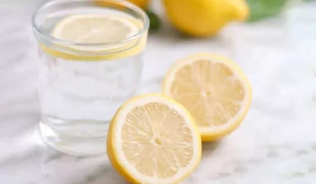 Limonlu Su Ne İşe Yarar?