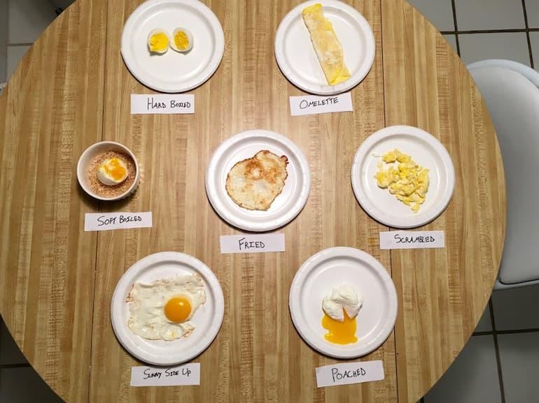 En güzel yumurta nasıl pişirilir