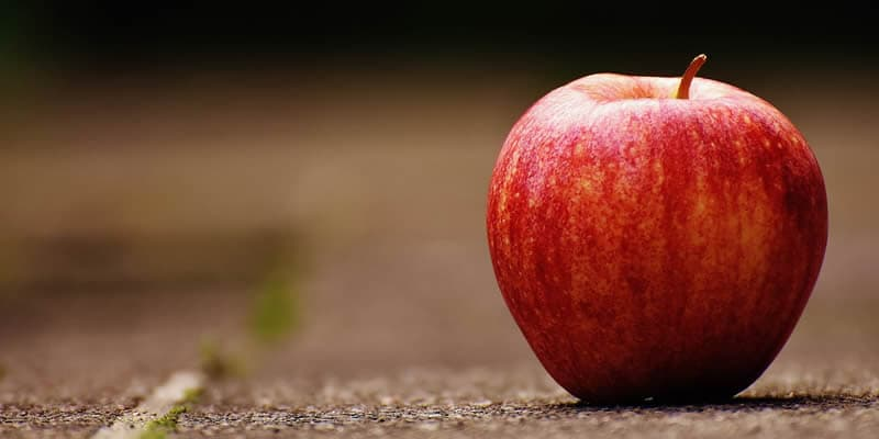 Günde Bir Elma Yemek