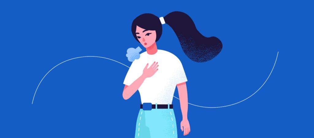Kaygıyı azaltmak için nefes egzersizleri