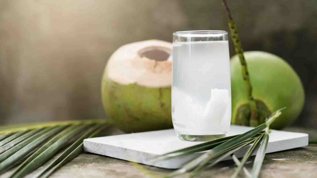 Hindistan cevizi suyu içilir mi