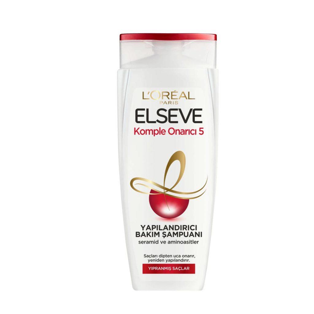 L'Oreal Paris Elseve Komple Onarıcı 5 Şampuan